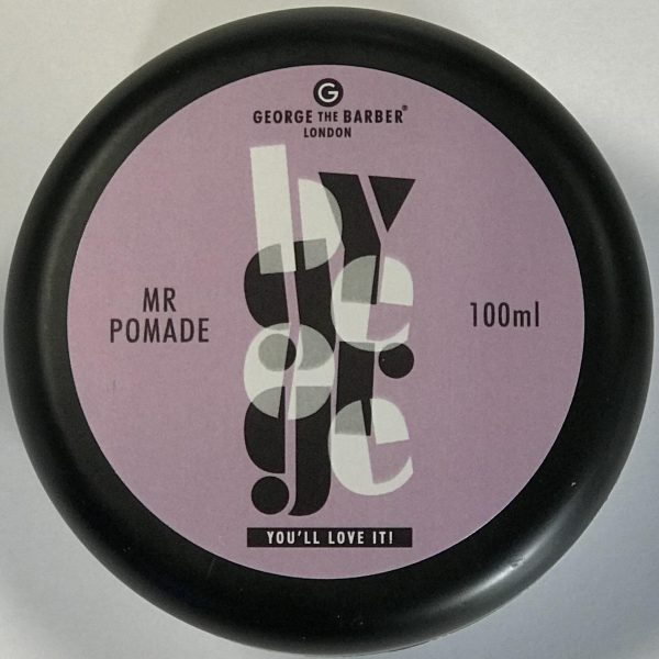 Mr Pomade from George the Barber